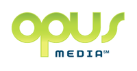 A great web designer: Opus Media LLC, Baltimore, MD logo