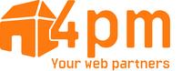 A great web designer: 4PM.ie, Dublin, Ireland logo