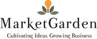A great web designer: MarketGarden, San Diego, CA logo