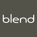 A great web designer: Blend, Seattle, WA logo
