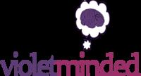 A great web designer: violetminded, Vancouver, Canada logo
