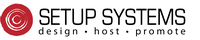 A great web designer: Setup Systems, San Francisco, CA logo