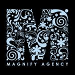 A great web designer: Magnify Agency, Orlando, FL logo