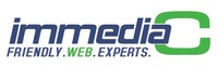 A great web designer: immediaC, Halifax, Canada logo