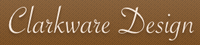 A great web designer: Clarkware Design, Helena, MT logo
