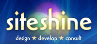 A great web designer: Siteshine, San Francisco, CA