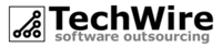 A great web designer: TechWire, Dnepropetrovsk, Ukraine logo