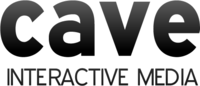 A great web designer: Cave Interactive Media, Springfield, IL logo