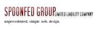 A great web designer: Spoonfed Group, Salt Lake City, UT logo