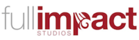 A great web designer: Full Impact Studios, Los Angeles, CA logo