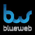 A great web designer: Blueweb s.r.o., Zilina, Slovakia logo