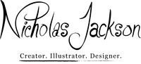 A great web designer: Nicholas Jackson: Art & Design, St Cloud, MN logo