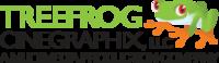A great web designer: Treefrog Cinegraphix, Orlando, FL logo