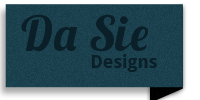 A great web designer: Da Sie Designs, St Johns, Canada logo