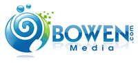A great web designer: Bowen Media, Inc., New York, NY logo