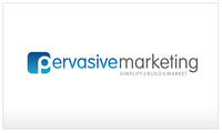 A great web designer: Pervasive Marketing, Denver, CO logo