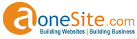 A great web designer: Aone Site Solutions Pvt. Ltd., New Delhi, India logo