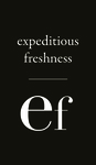 A great web designer: Expeditious Freshness, Kansas City, KS logo