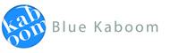 A great web designer: Blue Kaboom Design, Cincinnati, OH logo