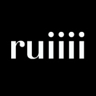 A great web designer: ruiiii design, Beijing, China