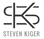 A great web designer: Steven Kiger Marketing, Salt Lake City, UT logo