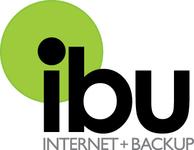 A great web designer: ibu - Internet + Backup, Denver, CO logo