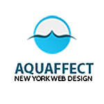 A great web designer: Aquaffect Inc, New York, NY
