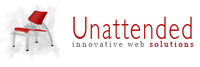 A great web designer: Unattended Media, Boise, ID logo