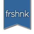 A great web designer: frshnk, Panama City, FL logo