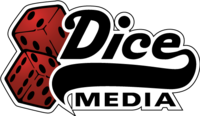 A great web designer: Dice Media, Los Angeles, CA logo