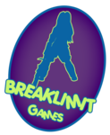 A great web designer: BreakLimit Games, New York, NY logo