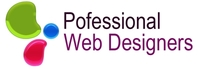 A great web designer: Professional-Webdesigners.com, Kolkata, India logo