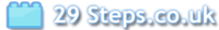 A great web designer: 29 Steps, Colchester, United Kingdom logo