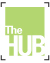 A great web designer: TheHUB, New York, NY logo