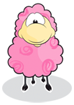 A great web designer: Pink Sheep Industries, Vienna, Austria logo