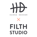 A great web designer: Hanna Dekker x Filth Studio, Buffalo, NY logo