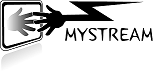 A great web designer: MyStream Limited, Plymouth, United Kingdom logo