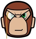 A great web designer: Snooty Monkey, LLC, Chapel Hill, NC logo
