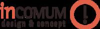 A great web designer: INCOMUM Design, Rio de Janeiro, Brazil logo