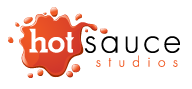 A great web designer: Hot Sauce Studios, Atlanta, GA logo