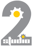 A great web designer: Studio2, Minneapolis, MN logo