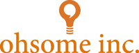 A great web designer: Ohsome Inc., Washington DC, DC logo