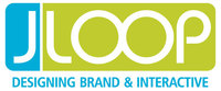 A great web designer: JLOOP, Los Angeles, CA logo