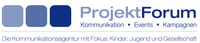 A great web designer: ProjektForum, Bern, Switzerland logo