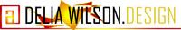 A great web designer: Delia Wilson Design, LLC, Charlottesville, VA logo