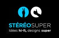 A great web designer: Stéréosuper, Nantes, France logo