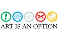 A great web designer: Art is an Option, Stirling, United Kingdom logo