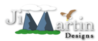 A great web designer: Jim Martin Designs, Seattle, WA logo