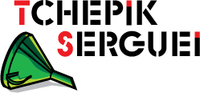 A great web designer: Serguei Tchepik Design, Paris, France logo