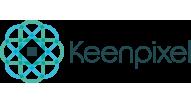 A great web designer: Keenpixel, Potsdam, NY logo